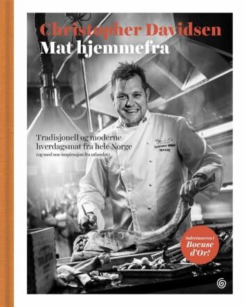 Forsiden på boka. (Foto: Fredrik Ringe)