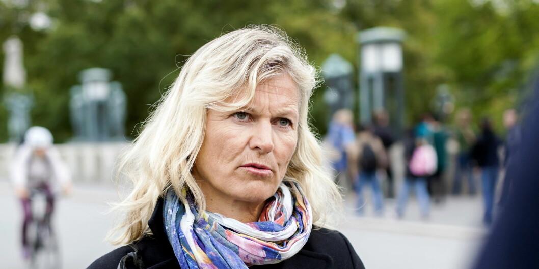 NHO Reiseliv-direktør Kristin Krohn Devold. (Foto: Håkon Eltvik/NHO Reiseliv)