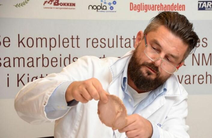 Foto: Kjøtt- og fjørfebransjens Landsforbund