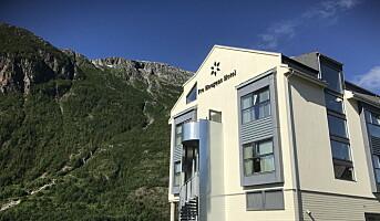 Hotell-Norge går godt, og best i distriktene