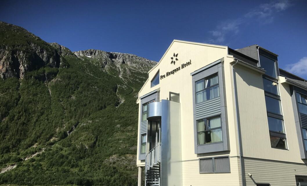 For den norske hotellnæringen er 2017 i ferd med å bli et nytt toppår, og aller best går det ute i distrikene. (Illustrasjonsfoto: Morten Holt)