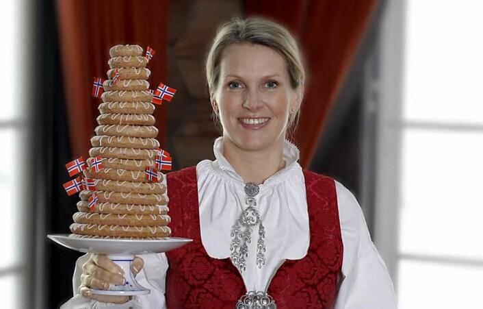 Årets gründer i Asker og Bærum. (Foto: Trygve Indrelid/Grini Hjemmebakeri)