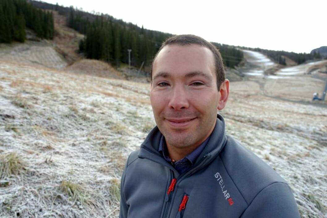 Martin Letzter blir ny destinasjonssjef i SkiStar Hemsedal fra 1. januar 2018. (Foto: SkiStar)