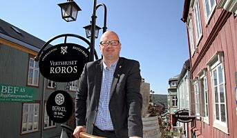 Mot rekord for Røros Hotell