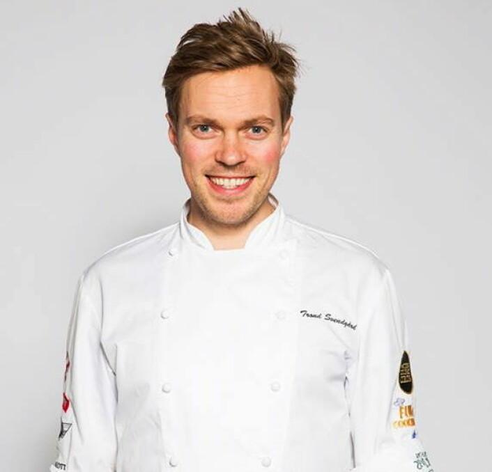 Trond Svendgård var commis for Charles Tjessem da det ble gull i 2003. (Foto: Privat)