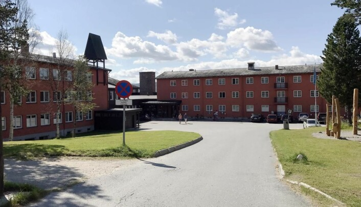 Røros Hotell. (Foto: Morten Holt)