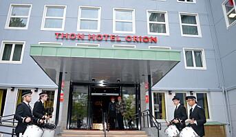 60 år med Thon Hotel Orion