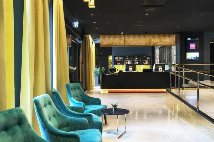 60-årsjubilanten Thon Hotel Orion er nyoppusset. (Foto: Thon Hotels)