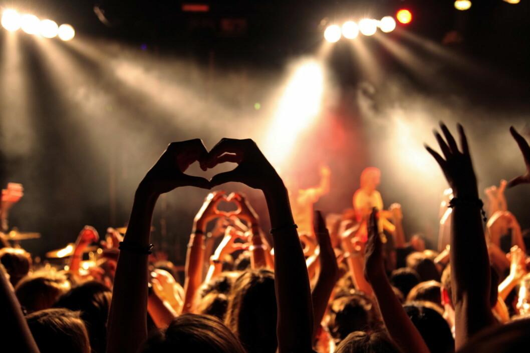 Scandic og Live Nation skal sammen tilby unike musikkopplevelser. (Illustrasjonsfoto: Scandic Hotels/Live Nation)