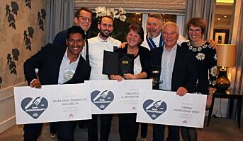 Solborg Bo- og aktivitetssenter er Årets Matgledebedrift