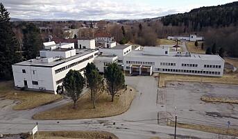 Stensby sykehus blir flyplassmotell