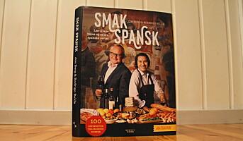 Reise- og kokebok for Madrid