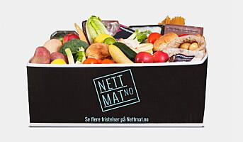 Nettmat.no lanserer nytt konsept i Norge