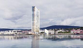 Vil bygge Nord-Norges høyeste hotell på Fauske