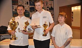 Bekkjarvik-lærlinger best i Bergen Cup