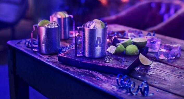 Spicy Absolut Mule. (Foto: Pernod Ricard Norway)