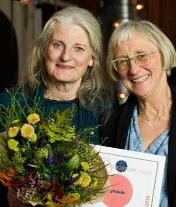 Årets forskningsformidler: Agropub. (Foto: Joachim Sollerman)
