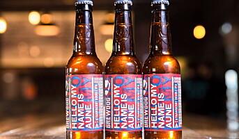 BrewDog lanserer Aune Sand-inspirert øl