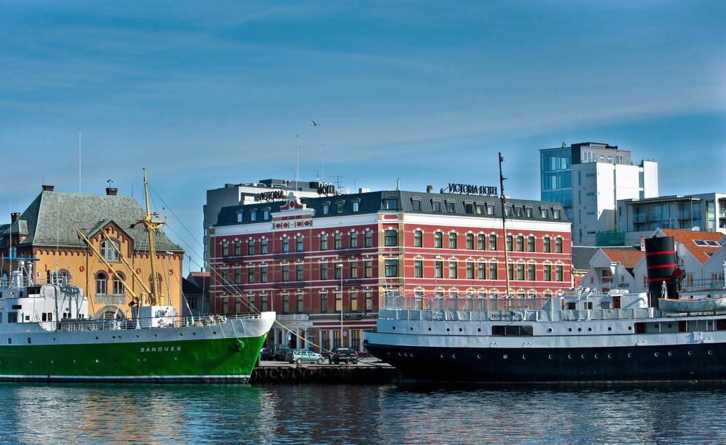 Best Western Plus Victoria Hotel i Stavanger har fått nye eiere. (Foto: Best Western)