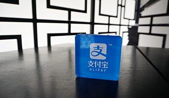 Alipay vinner innpass