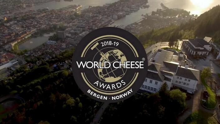 World Cheese Awards til Bergen. (Foto: Printcreen)