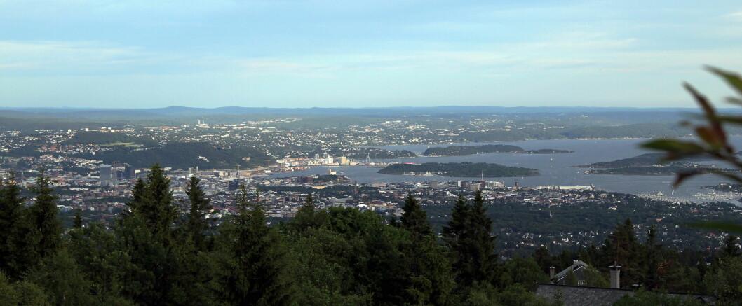 Oslo. (Foto: Morten Holt)