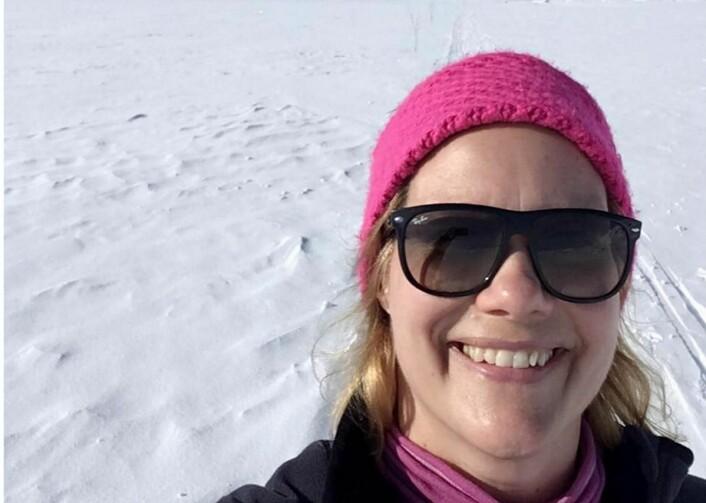 Maren Skjelde er ny daglig leder for GladMat AS. (Foto: Privat)