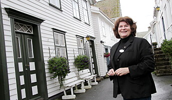 Historisk hotell i «kystens Røros»