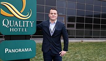 Ny salgssjef på Quality Hotel Panorama