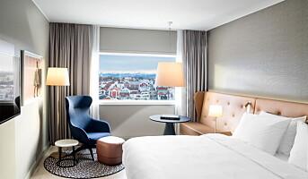 Radisson Blu Atlantic Hotel i Stavanger har åpnet dørene
