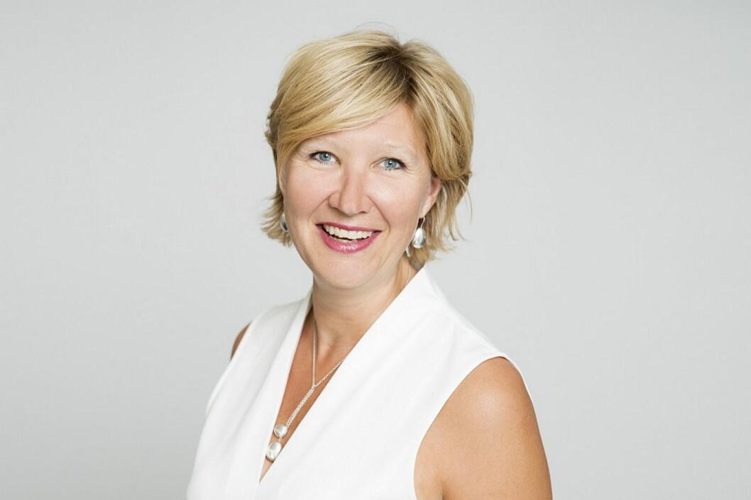 Administrerende direktør i First Hotels, Vibeke Raddum. (Foto: First Hotels)