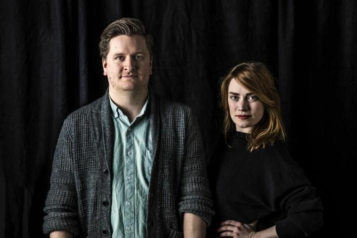 Jesper Høst og Anne Maurseth er to av dem som har gått i bresjen for den nye kampanjen.