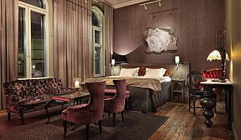 Historisk hotell inn i Best Western