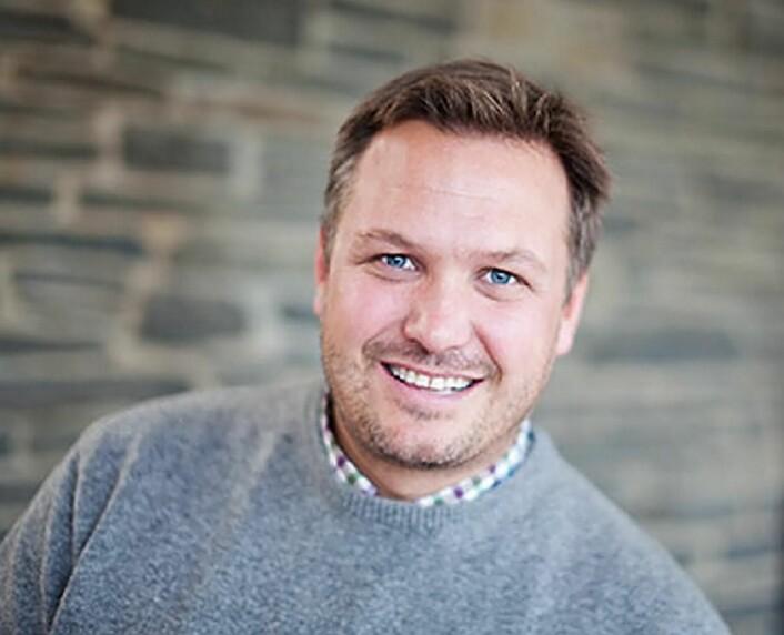 Mikael Forselius skal lede Britannia Hotel inn i en ny æra. (Foto: Arkiv)