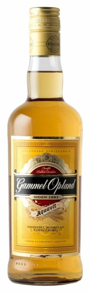 Gammel Opland. (Foto: Arcus)