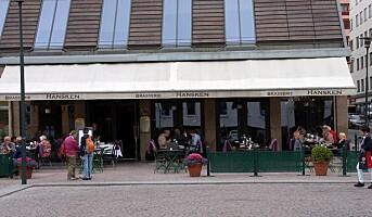 Brasserie Hansken pusser opp