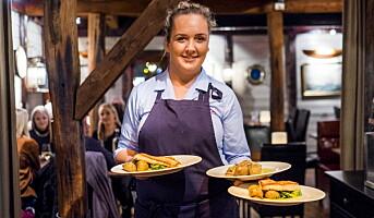 Spis ute-uka i Kristiansand