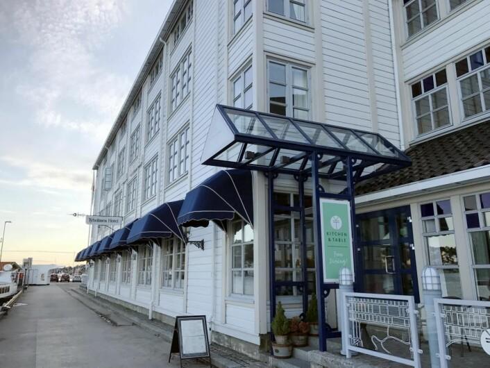 Clarion Hotel Tyholmen i Arendal er nummer 16 på TripAdvisors liste. (Foto: Morten Holt)