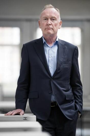 Administrerende direktør i Nores, Pål Semb-Johansson. (Foto: Nores)
