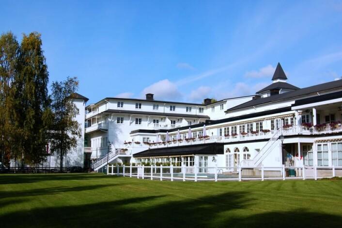 Scandic Lillehammer Hotel. (Foto: Hotellet)