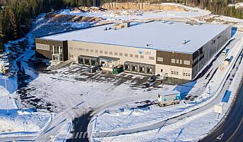 Norges største lager for storhusholdning