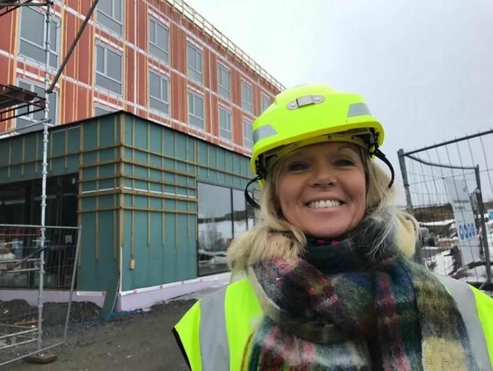 Marit Bjørnland. (Foto: Scandic Hotels)