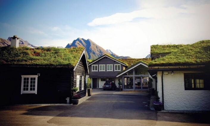 Sagafjord Hotel på Sunnmøre er det første norske hotellet som kan skilte med varemerket BW Premier Collection. (Foto: Hotellet)