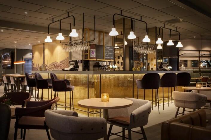 Bruket Restaurant & Bar. (Foto: Tord-Erik Andersen)