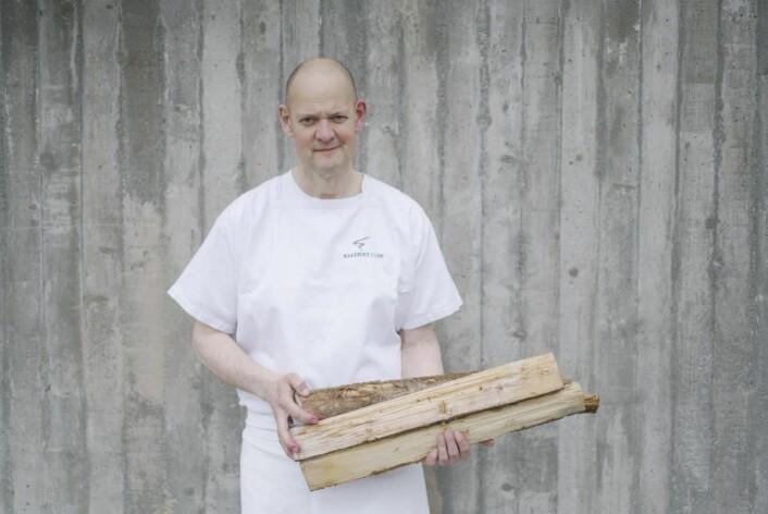 Morten Schakenda. (Foto: Alexander Benjaminsen/Gastronomiske Festdager)