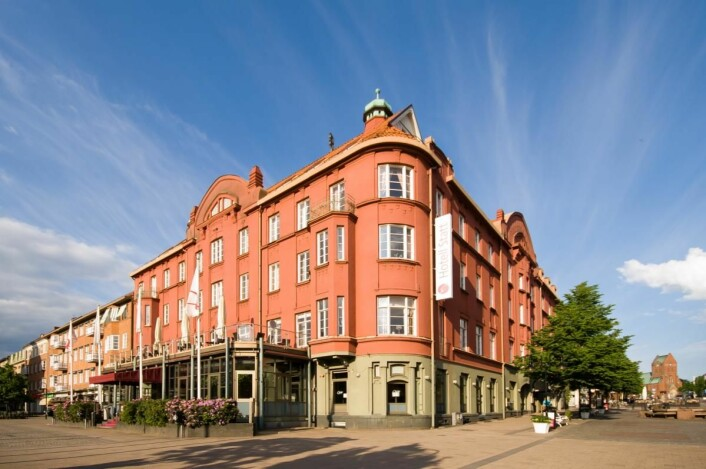 Statt Hässleholm er ett av de nye Best Western-hotellene, og et hotell med brandet Sure Hotel Collection by Best Western. (Foto: Best Western Hotels & Resorts)
