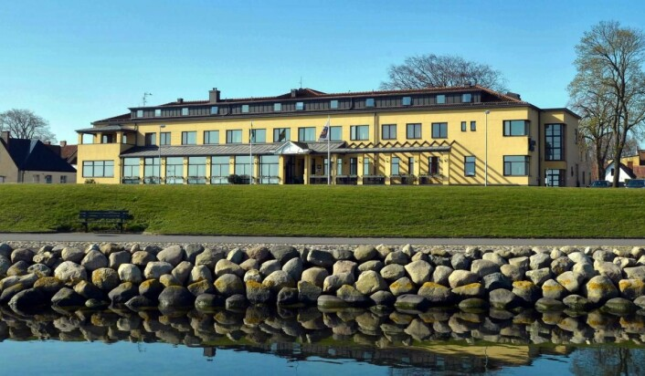 Hotel Svea (Sure Hotel Collection by Best Western) i Simrishamn. (Foto: Best Western Hotels & Resorts)