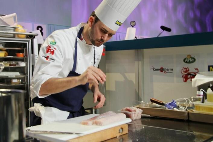 Ørjan Johannessen blir«The Chef Advisor» på Hotel Norge by Scandic når hotellet åpnes i juni. (Foto: Morten Holt)