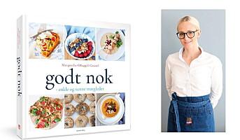 Ny bok; Godt nok – enkle og sunne matgleder