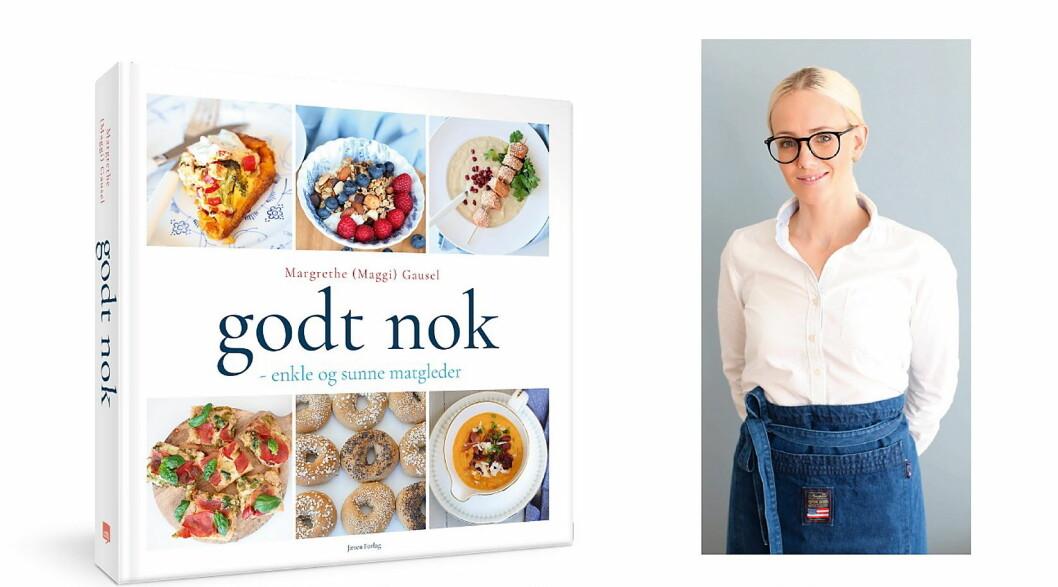 Maggi Gausel har lansert boka «Godt nok». (Foto; Privat/Jæren forlag)